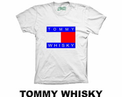 Camiseta Tommy Whiski