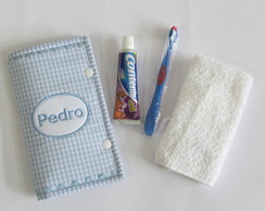 Kit dental infantil personalizado