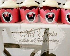 Mini wrapper (saia) Cupcake