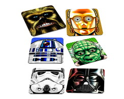 Porta Copo Star Wars