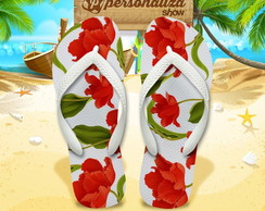 Chinelo Personalizado - Tropical 18
