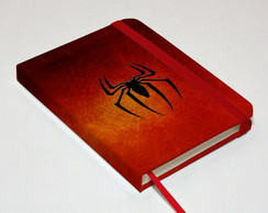 Sketchbook Homen Aranha
