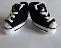 Tênis All Star Preto
