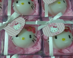 Sabonete Hello Kitty