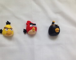 Apliques Biscuit Angry Birds