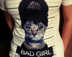 Camisetas Bad Girl Bad Dog