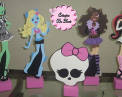 Kit Festa Monster High em eva