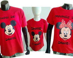 Kit Familia Mickey