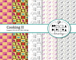 Papel Digital Cooking II