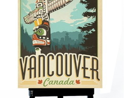 * MINI POSTER - VANCOUVER - CANADÁ