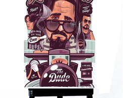 * MINI POSTER - THE DUDE
