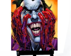 * MINI POSTER - CORINGA - POP ART