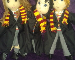 Bonecos De Pano Harry Potter