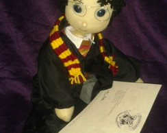 Boneca De Pano Harry Potter