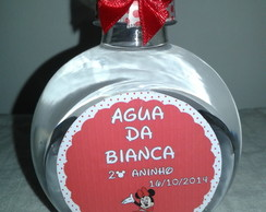 Água Colorida personalizada Minnie