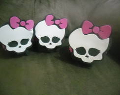 Porta Doces Monster High