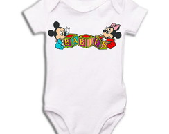 Body OU Camiseta baby disney 2