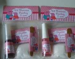 Kit Manicure - Peppa e George Pig