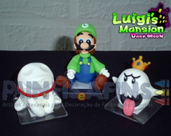Personagens Luigi´s Mansion: Dark Moon