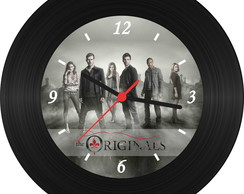 Relógio de Vinil - The Originals