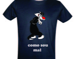 Camiseta do Frajola