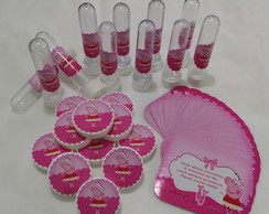 Kit Personalizado Peppa
