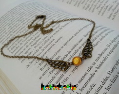 Colar Quadribol - Harry Potter