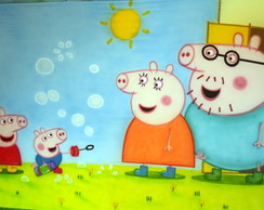 Painel Peppa Ping