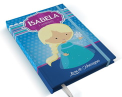 Caderno Frozen Cute