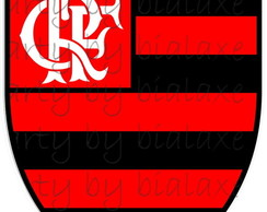 Toppers Escudo do flamengo