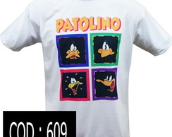 Camisetas do Patolino