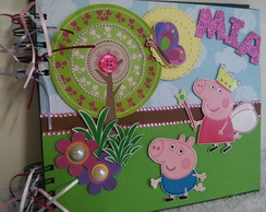 Álbum Scrap Peppa Pig