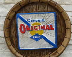 "Placa de gesso barril ""ORIGINAL"""
