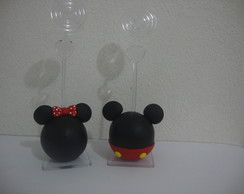PORTA-RECADO MICKEY E MINNIE