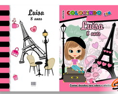 Revista Personalizada Paris