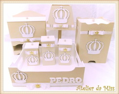 Kit mdf coroa real