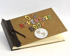 Our Adventure Book - Álbum de Fotos - Pronta entrega