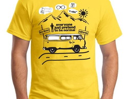 CAMISETA MASCULINA-LITTLE MISS SUNSHINE