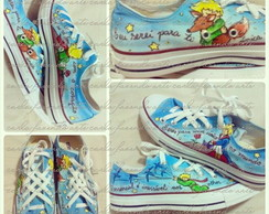 Tenis All Star Pequeno Principe