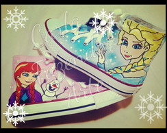 Tenis All Star Frozen