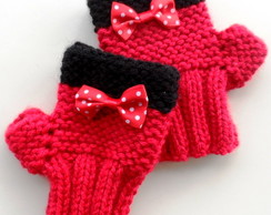 Luva infantil Minnie - Disney