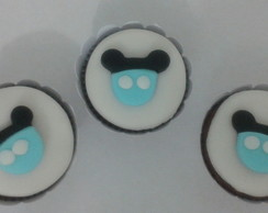 Cupcakes Baby Mickey