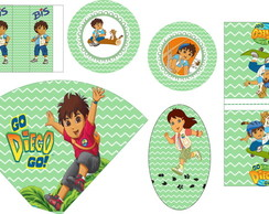 KIT DIGITAL GO DIEGO GO
