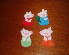 Peppa pig dedoches