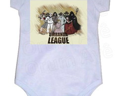 Body Infantil Umbanda League