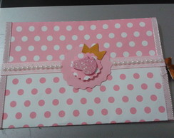 Envelope Peppa Princesa