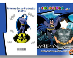 Revista Personalizada Batman