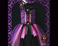 Monster High LUXO-Inspirado Clawdeen