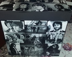 Caixa Para Guardar Lp´s The Beatle s (media)