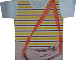 Camiseta Adulto Chaves